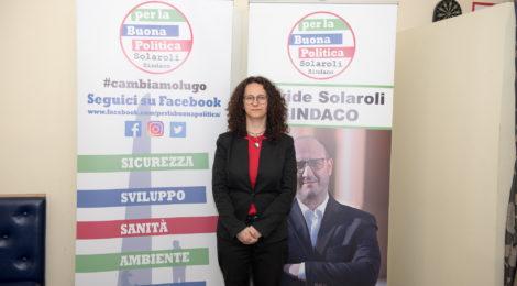 Paola Fabbri, il segretario