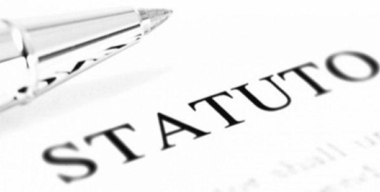 Il nuovo Statuto dell'Associazione